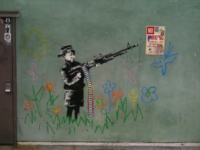 Banksy - Westwood